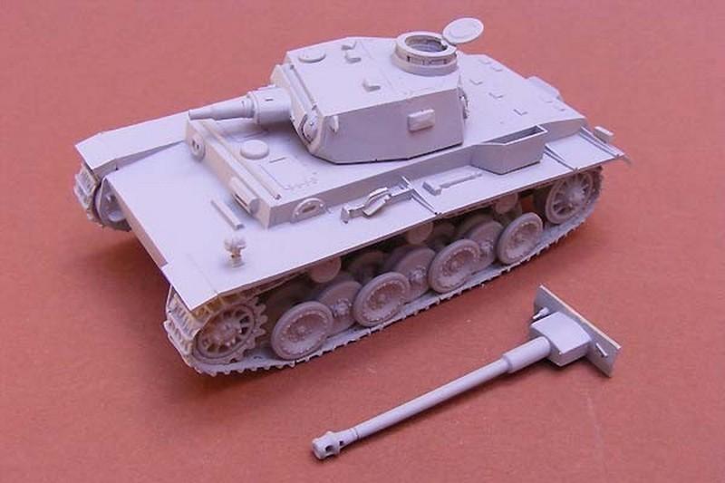 VK.3001 (H) - Modell Trans MT 72413