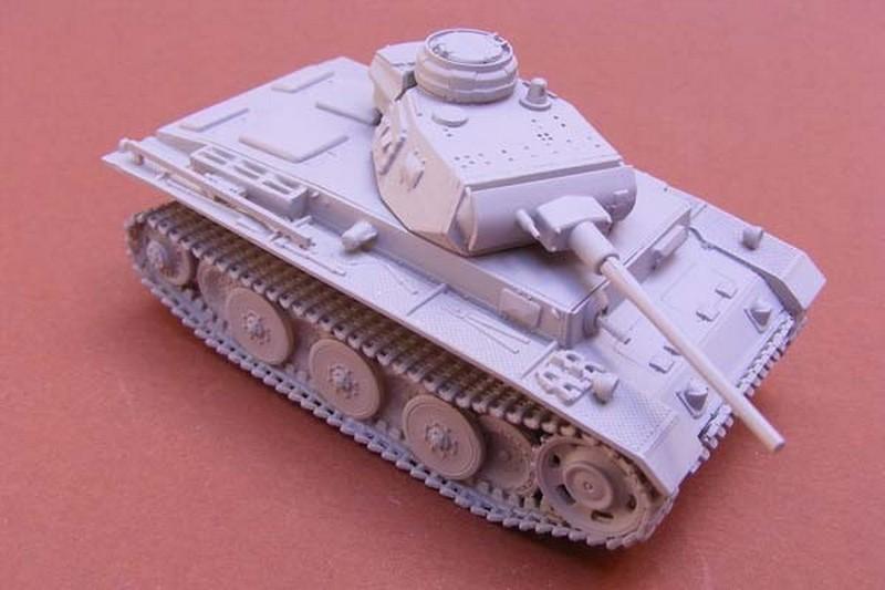 VK.2001 (D) Panzer III